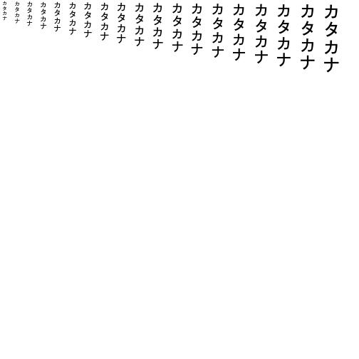 Droid Sans Japanese